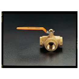 3-Way Ball Valve [Brass] EA470BA-14