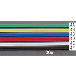 (Polyethylene) Vinyl Tie [with Cutter] EA475V-4B