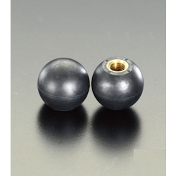 Female Threaded Rubber Ball EA948BE-22