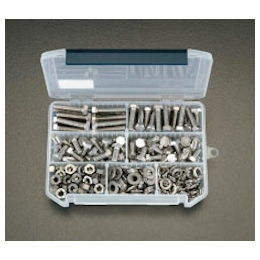 Screw, Washer, , Nut Set [Stainless Steel] EA949AD-12