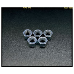 Hexagonal Nut (Unichrome) EA949GG-24