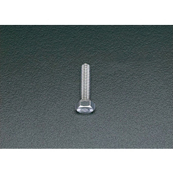 Hexagonal Head Fully Threaded Bolt [Stainless Steel] EA949HC-121
