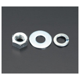 Hexagonal Nut for Fully Threaded Bolt EA949HM-3