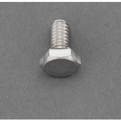 Hexagonal Head Threaded Bolt [Stainless Steel] EA949LC-120A