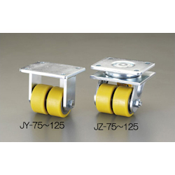 Twin-wheel Swivel Caster EA986JZ-100