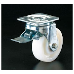 Swivel Caster (with Brake/Stainless Steel) EA986LM-1