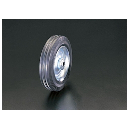 Solid-rubber-tire Steel-rim Wheel EA986MG-80