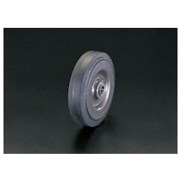 Solid-rubber-tire Steel-rim Wheel EA986MH-200
