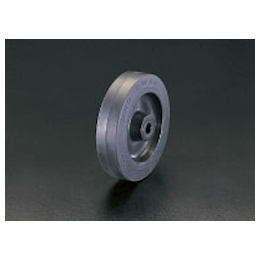 Solid-rubber-tire Nylon-rim Wheel EA986MJ-125