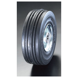 Elastic-tire Steel-rim Wheel EA986MM-300