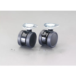 Twin Urethane Wheel Caster EA986TG-2