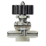 MEGA-ONE LM - Low Pressure Type - Manual Operation Valve