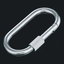 Carabiner rescue (with ring)