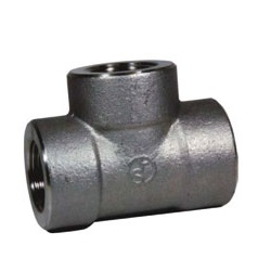 High Pressure Screw-in Fitting PT T / Tees