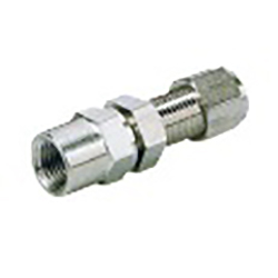 SUS316 BFC Bulkhead Half Union (Female) for Stainless Steel