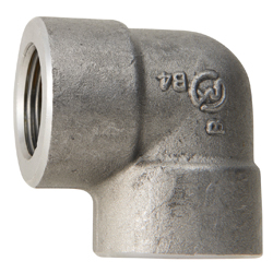 High-Pressure, Screw-in Fitting, PT 90°E/Elbow