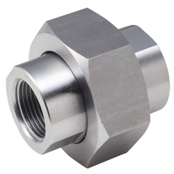 High Pressure Screw-in Fitting PT OU/O-Ring Type Union