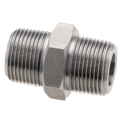 Screw-in Fitting for High Pressure, PT N / Hexagonal Nipple