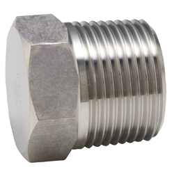 High Pressure Screw-in Fitting, PT 6P / Hexagonal Plug