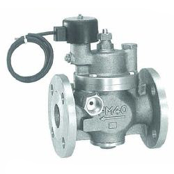 FM Unit Valve S-2 (Opens when Power Is Supplied)