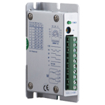 2-phase, 4-wire stepping motor driver - Applicable models: 42 series 2-phase hybrid stepping motor of 1.5A or less
