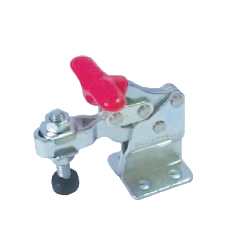 Toggle Clamp - Vertical-Handled - U-Shaped Arm (Flange Base) GH-13005-HB
