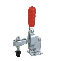 Toggle Clamp - Vertical-Handled - U-Shaped Arm (Flange Base) GH-101-D