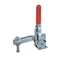 Toggle Clamp - Vertical Handle - U-Shaped Arm (Flanged Base) GH-10247