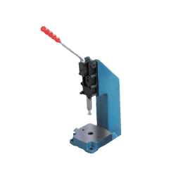 Toggle Clamp - Push-Pull - Extruded Base, Stroke 50 mm, Straight Handle, GH-31200PR