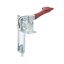 Toggle Clamp - Pull Action Type - Flanged Base, U-Shaped Hook GH-40334/GH-40334-SS