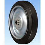 H Type Steel Plate Polybutadiene Rubber Wheel