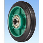 PN Type Plastic Polybutadiene Rubber Wheels
