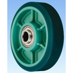PNUD Type Resin Urethane Rubber Wheel (with Stainless Steel Bearings)