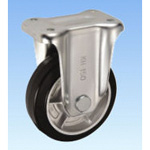 Casters for Heavy Loads - Fixed KH Type, Size 100 mm to 130 mm