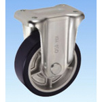 Casters for Heavy Loads - Fixed KH Type, Size 150 mm to 200 mm