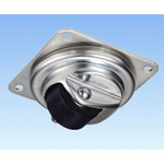 Low Platform Dust Proof Caster, Swivel TN Type, Size 50 mm