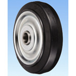 S Type Steel Plate Polybutadiene Rubber Wheels