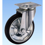 Medium Load Casters Swivel J Type Size 250 mm to 300 mm