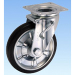 Medium Load Caster, Swivel (Includes Double Stopper), JBtype, Size 250 mm