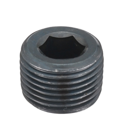 Tapered Thread Plug With Hex Socket Head, GJ Type