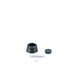 Doorstop Cushion/Doorstop Dome with Screw Hidden Cap