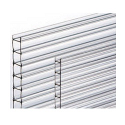 Polycarbonate hollow board