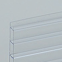 Panel Polycarbonate Hollow Board H 2,100 mm Type