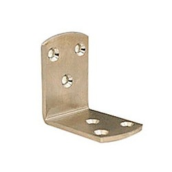 Stainless Steel Hard Shelf Bracket (for Placing Shelving)