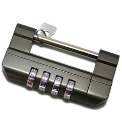 Combination Warehouse Lock