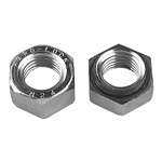 Semi-Flat Hard Locking Nut
