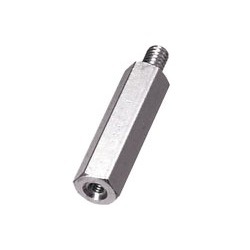 Stainless Steel Spacer (Hex) Stepped Diameter: BSU (Stepped Diameter)