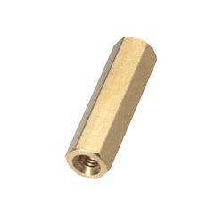 Brass Spacer (Hexagonal) ASB