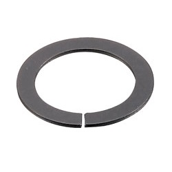 Poly Slider Cut Washer (E-ring) / LLC-0000-00