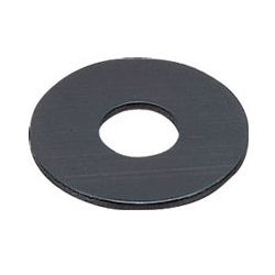 Black Nylon Washer / NN-0000-00B